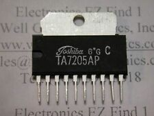 TA7205AP SIP10 5.8W AUDIO POWER AMPLIFIER