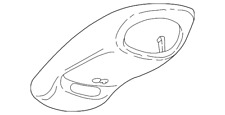 Genuine Ford Overhead Console 2C3Z-25519A70-AAC