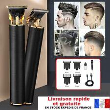 Tondeuse haute Précision Cheveux Barbe Corps coiffure sans fil  Professionnelle