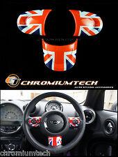 MINI Cooper/S/ONE Union Jack NON MF Steering Wheel Cover R55 R56 R57 R58 R59