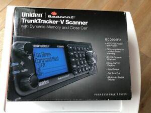 UNIDEN TrunkTracker V Scanner
