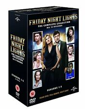 FRIDAY NIGHT LIGHTS COMPLETE SERIES DVD BOXSET 22 DISCS REGION 4