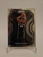 Devin Vassell 2020-21 Panini Prizm RC Rookie #252 San Antonio Spurs