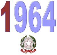 ITALIA Repubblica 1964 Singolo Annata Completa integri MNH ** Tutte le emissioni