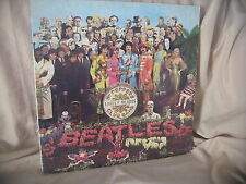 THE BEATLES-LP-SGT..PEPPERS LON ELY HEARTS CLUB BAND-1980-REISSUE-ITALY