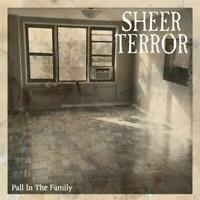 SHEER TERROR - PALL IN THE FAMILY   CD NEW