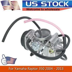 Fit for Yamaha Models  350 2004 - 2013 Carb Carburetor with Air Filter