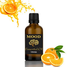 Essential Oils Orange 100ml Fruit Natural Home Fragrances Aromatherapy Diffuser