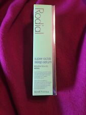 NEW Rodial Super Acids Sleep Serum Full Size RRP £92 BNIB Anti Ageing Night Trt