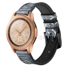 New Hybrid Sports Band Leather With TPU Replacement Strap For Samsung Gear S3 S2