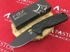 Navaja Fox Vox Core Negra FX-604B, Knive, Coltello, Couteau, Messer