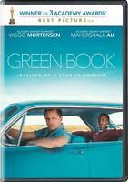 Green Book DVD (191329087206) Mahershala Ali Viggo Mortensen