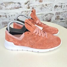 New Balance 1978 Mens Size 8 Running Shoes Pink Suede Vibram Sole Women's 10