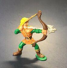 VINTAGE AD&D Dungeons & Dragons PVC FIGURE - HANK THE RANGER, Maia & Borges 1986