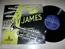 """10"""" Harry JAMES and his Orchestra same * French OS 1018 *"""
