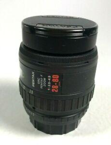 SMC Pentax-F 28mm (F3.5)-80mm (F4.5) Zoom Lens Original Box 27187-Auto Zoom