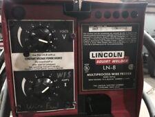 Lincoln LN-8 Mig wire feeder welder
