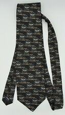 Men's Necktie Tie Jeep Liberty Preowned Silk