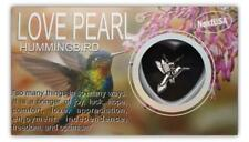 Love Pearl HUMMINGBIRD Necklace Kit, Simulated Pearl in an Oyster