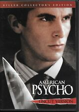 American Psycho (Dvd) Killer Collector's Edition - Uncut Christian Bale
