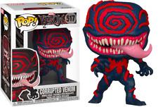 Venom-dañado veneno Figura de vinilo Pop! Funko