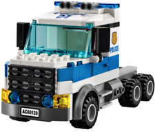 Lego City 60139 Police Mobile Command Centre Only (split from 60139)