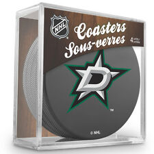 Official National Hockey League Licensed Dallas Stars Coaster Set