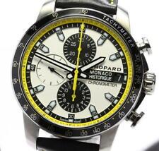 Chopard Monaco historic Chronograph Ivory Dial Automatic Men's Watch_544554