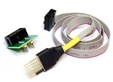 Pogo-pin adapter for in-circuit EEPROM programming ODOMETER SPEEDO Lexus Toyota