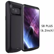External Battery Power Bank Backup Charger Case Cover For Samsung Galaxy S8 Plus
