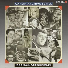CAS 006 - Drama / Horror / Sci-Fi [2 CDs] [Carlin]