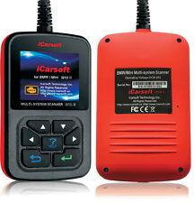 ICARSOFT i910-II Diagnose Gerät Service Reset Scanner Tester OBD II  BMW + Mini