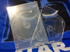 35 CUSTODIE SINGOLE/DOPPIE TRASPARENTI - DVD - BLURAY - VERBATIM - 14MM - VERGIN