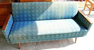 Vintage Daybed / Schlaf Sofa 50er Jahre