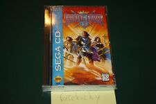 Shining Force CD (Sega CD) NEW SEALED NEAR-MINT CONDITION, RARE US RELEASE!