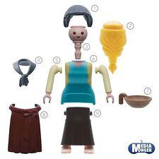 Playmobil Figur Maiden Farmer Girl Damsel of the Castle Servant Spare Part