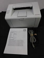 HP LaserJet Pro M102w G3Q35A Monochrome Laser Printer With Toner Tested