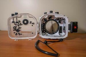 sea frogs underwater/waterproof camera housing for SONY A7iii or A7Riii