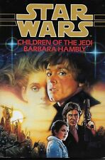 STAR WARS - CHILDREN OF THE JEDI by Barbara Hambly  rare hardcover book