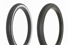 "20/"" chopper Tire Duro 20/"" x 4-1//4/"" Black//Black orange county stingray"