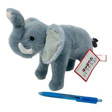 New Douglas Cuddle Toy MAUDE the Plush ELEPHANT Soft Stuffed Animal Washable