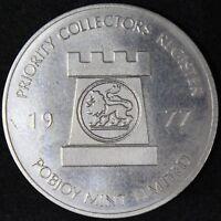 1977 | Pobjoy Mint Collectors Medal | Medals | KM Coins