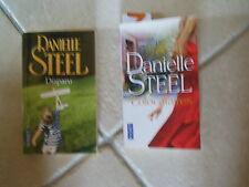 @ 2 livres Danielle STEEL : Colocataires - Disparu - Pocket - Roman