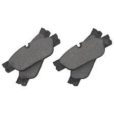 FRONT BRAKE PAD SET JAGUAR S-TYPE 02-06, X350 XJ 03-06 NON S'CHARGED- C2C23786ES