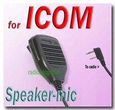 41-75SL Speaker-mic L plug for ICOM