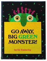 Go Away, Big Green Monster! [Hardco