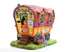 Creepy Caravan #16959 Creepy Hollow Midwest Importers Lighted Halloween House