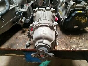2009-2014 Nissan Murano Rear Axle Differential Carrier 5.173 Ratio AWD