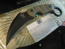 Ontario OKC Ranger Kerambit Karambit Combat Knife EOD 9466 6mm Full Tang Kydex