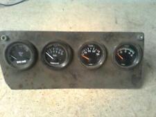Interconti Öldruck bis 10 bar + Öltemperatur + VDO Voltmeter + Wassertemperatur